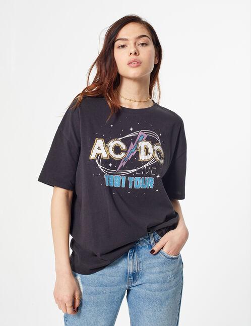 tee-shirt x AC DC