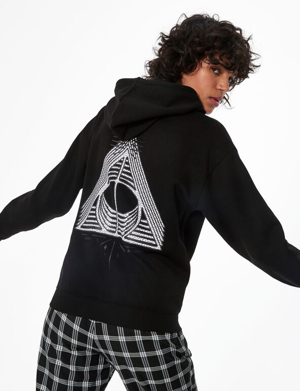 Harry Potter Deathly Hallows hoodie