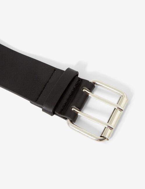 ceinture double œillets