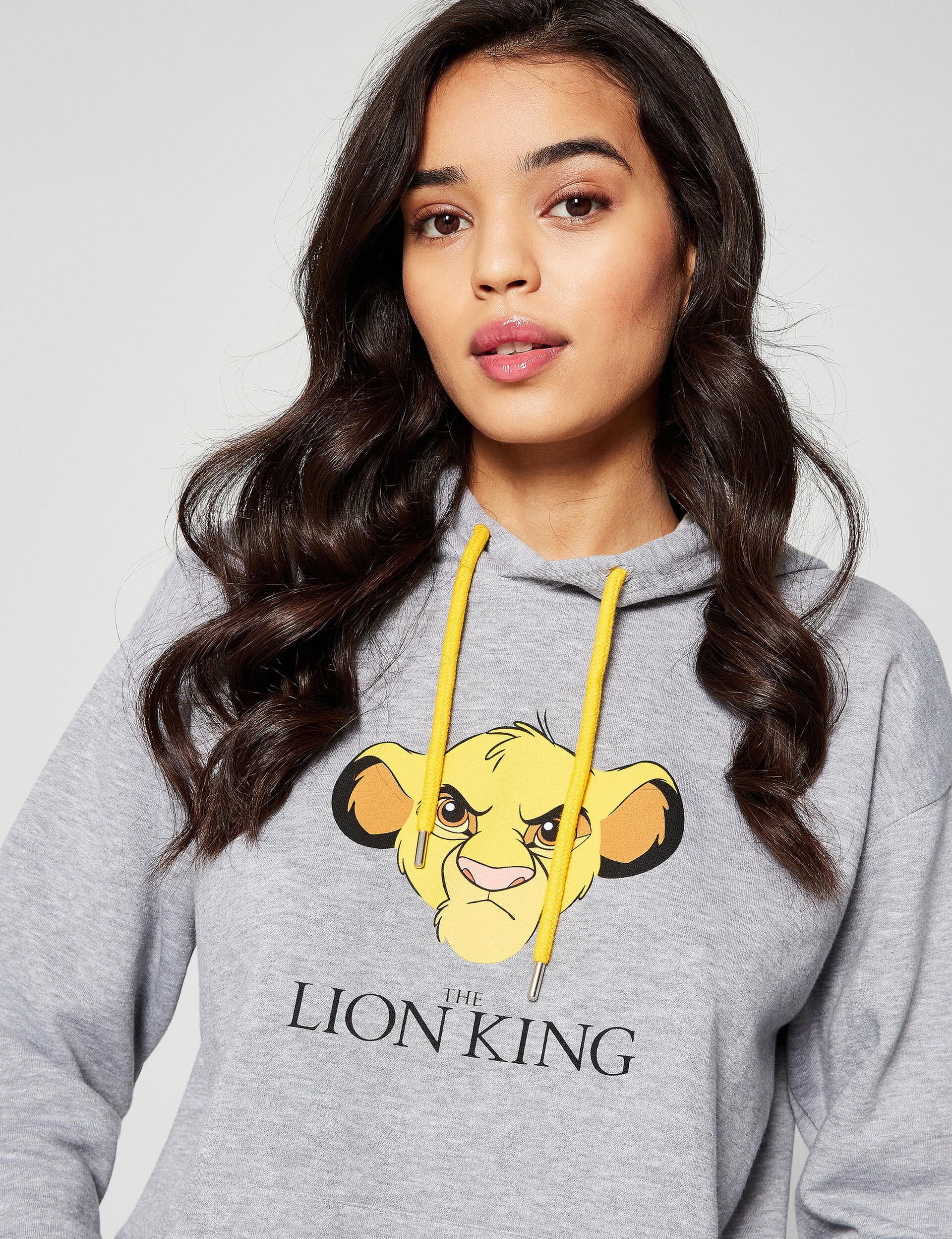 Sweat à capuche Le Roi Lion