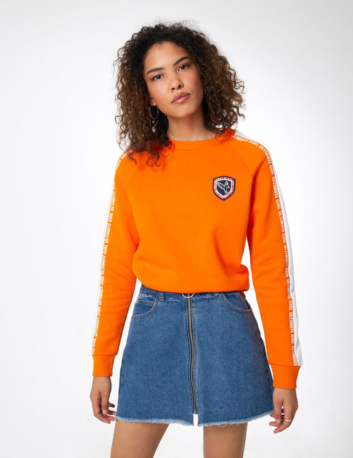 sweat ultimate girl orange