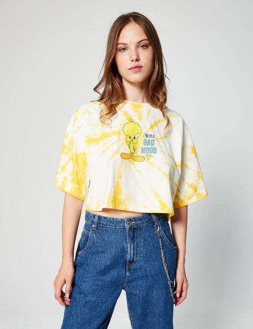 Crop top Looney Tunes Titi