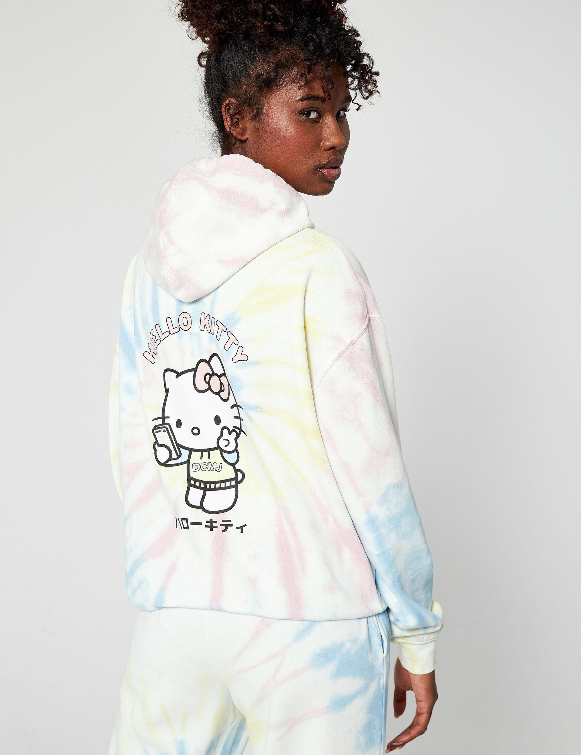 Sweat à capuche Hello Kitty