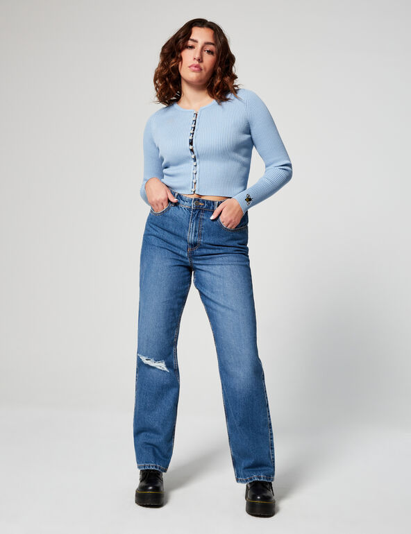 Chipie straight-leg jeans