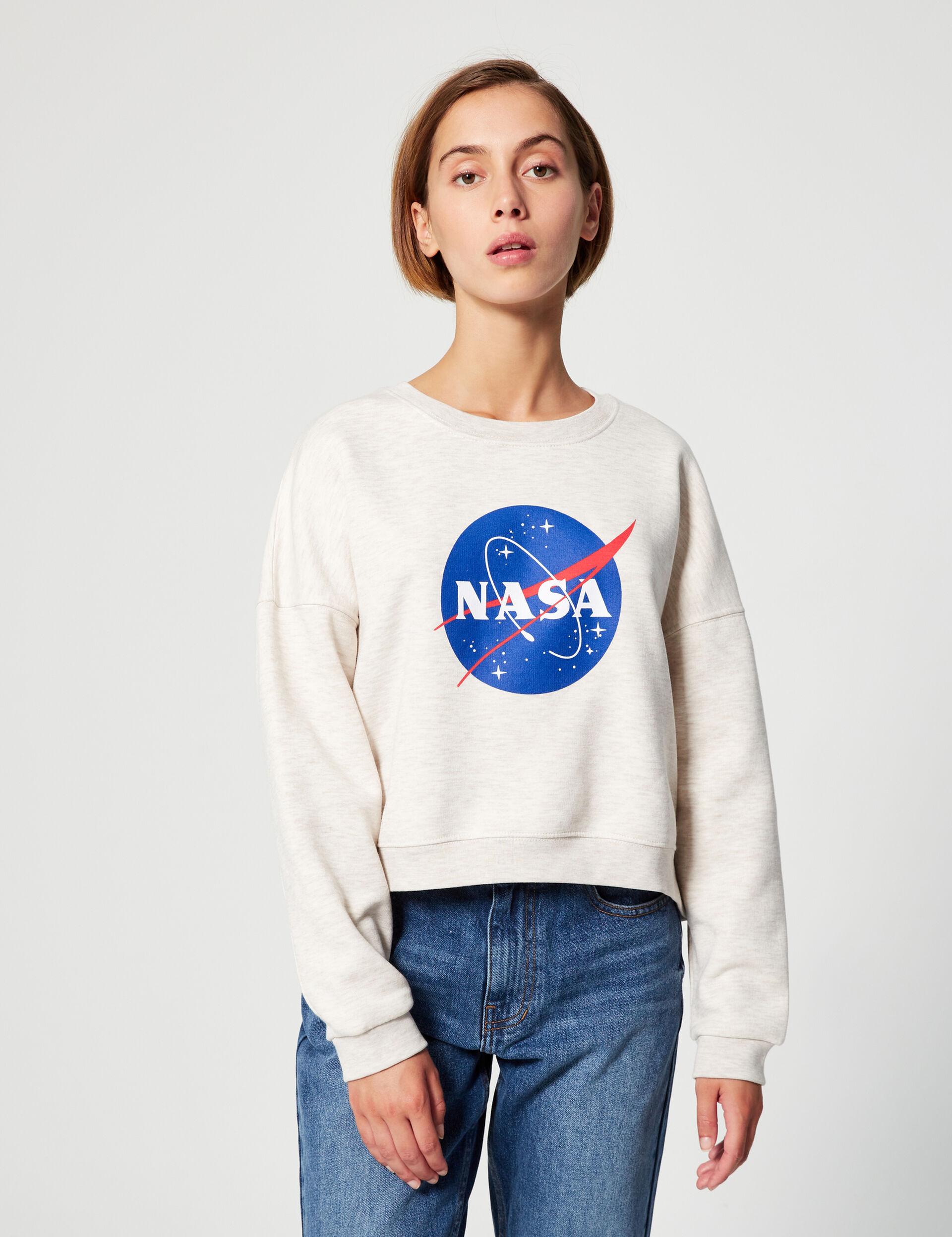 NASA sweatshirt