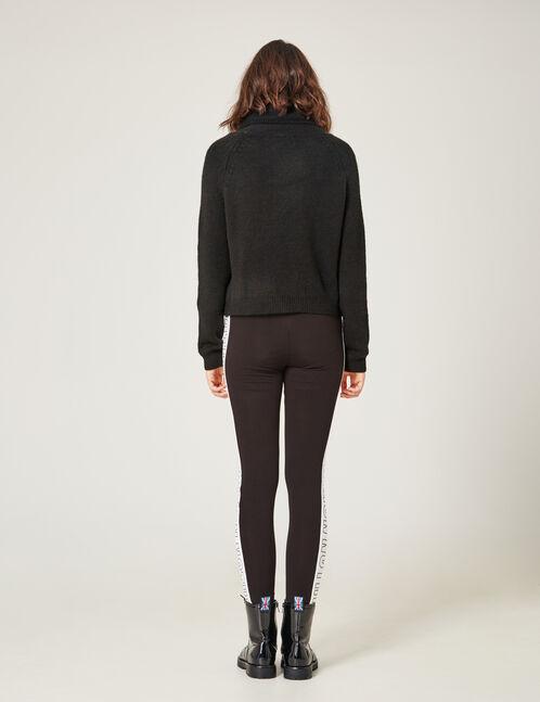 legging nothing in common noir