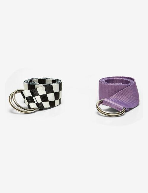 Decorative belts