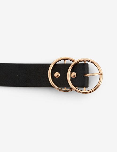 ceinture double boucle