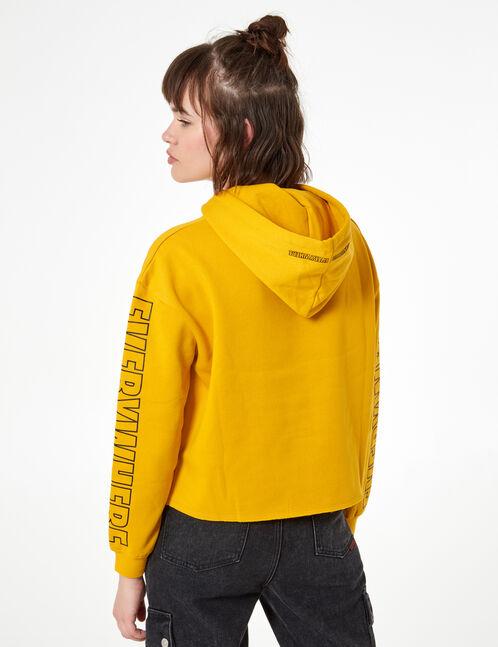 everywhere hooded sweatshirt