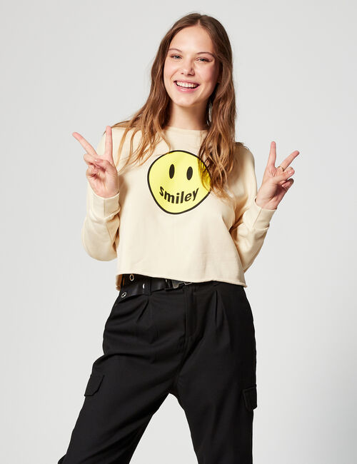 Smiley jumper