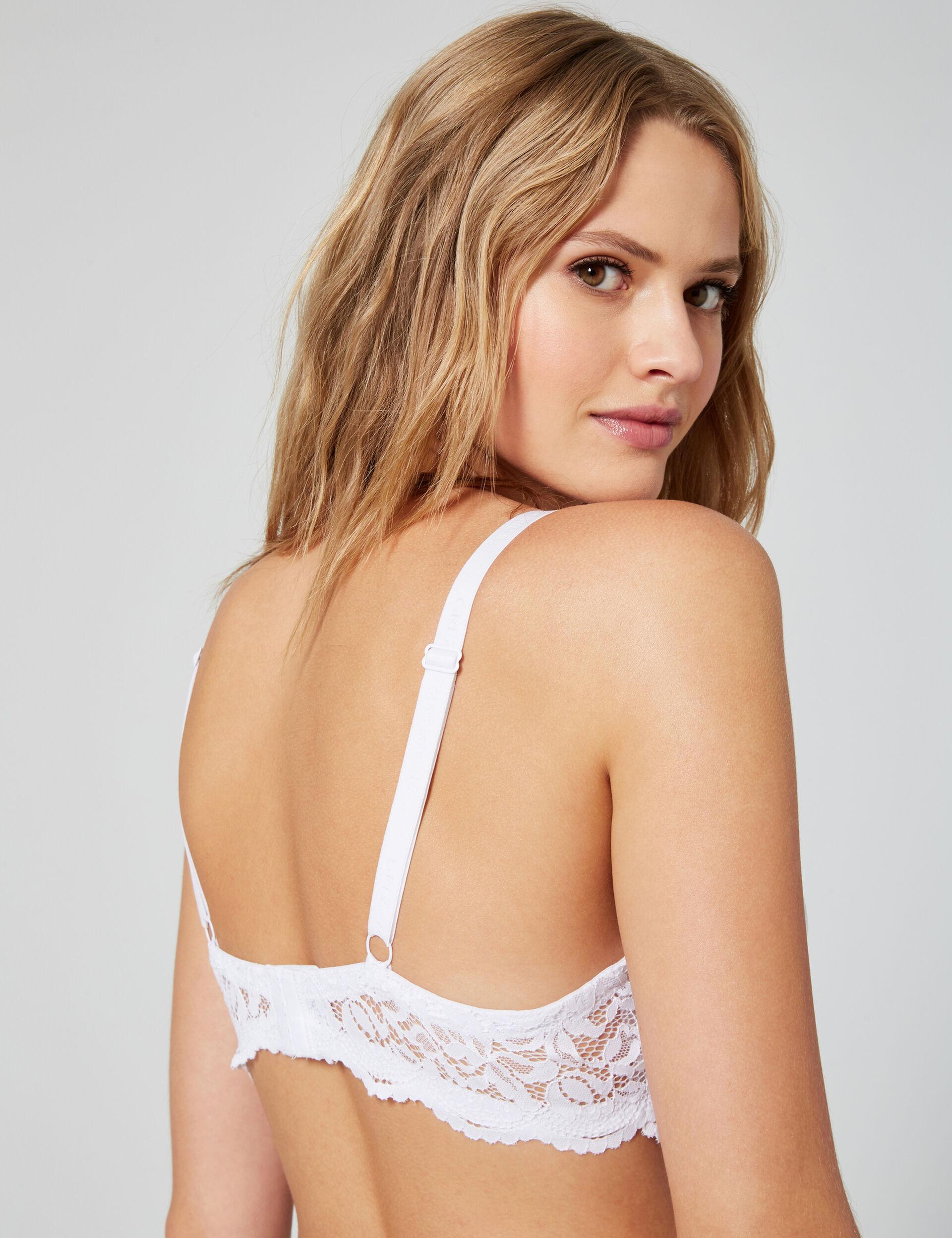 Push-up bra
