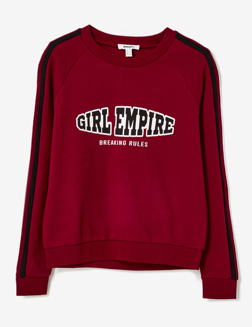 """Girl empire"" sweatshirt"