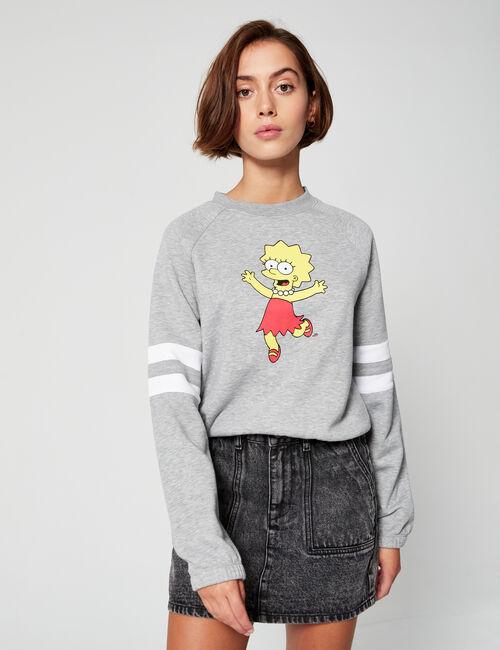 Lisa Simpson sweatshirt