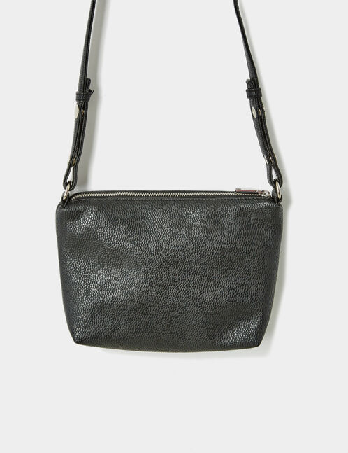sac besace noire