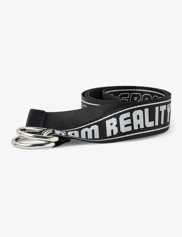 Slogan belt