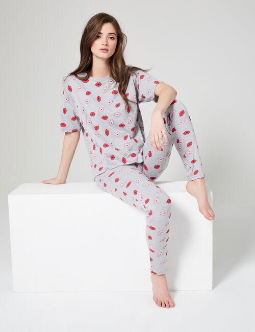 Set pyjama imprimé