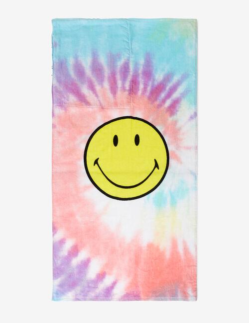 Sac serviette de plage Smiley