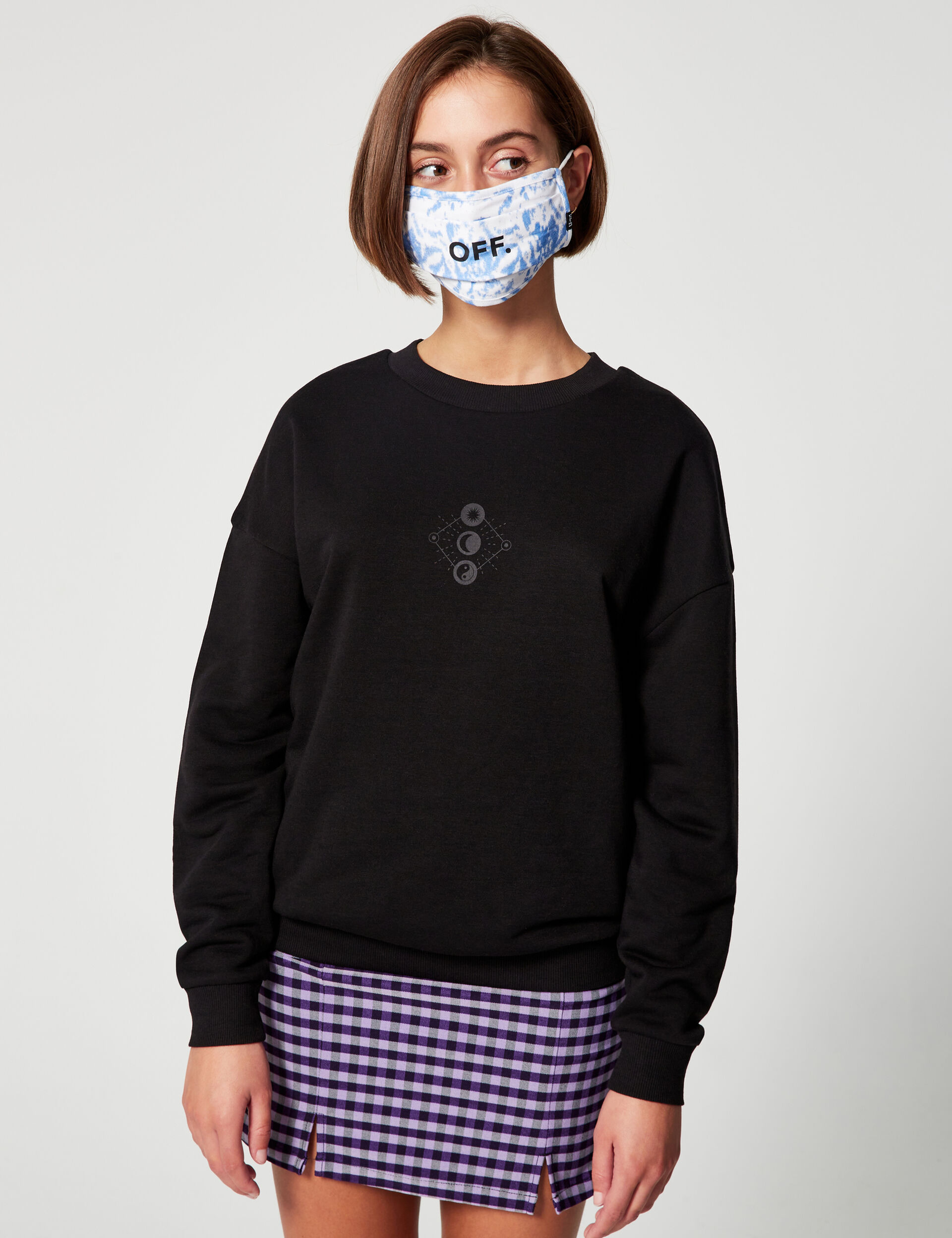 Masque barrière OFF