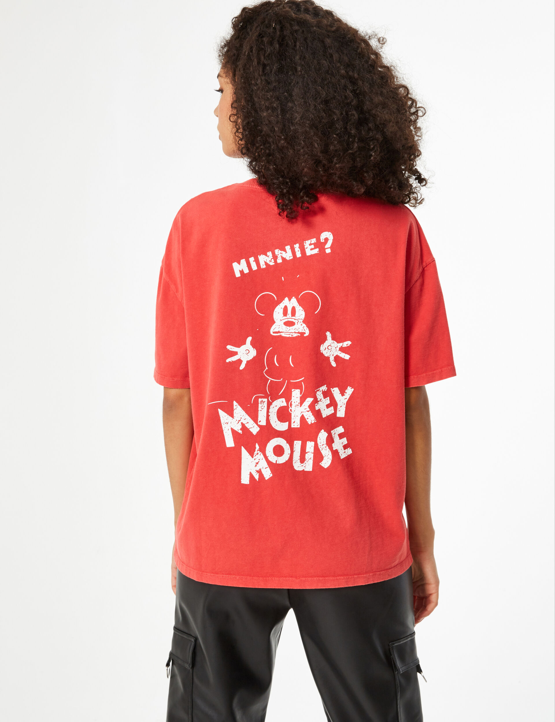 Disney mickey mouse t-shirt