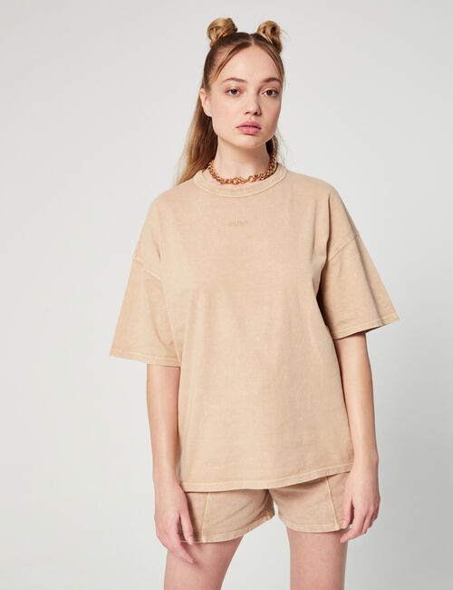 Tee-shirt oversize ON/OFF