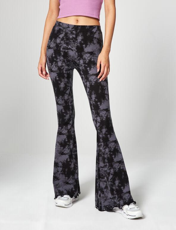 Tie-dye trousers