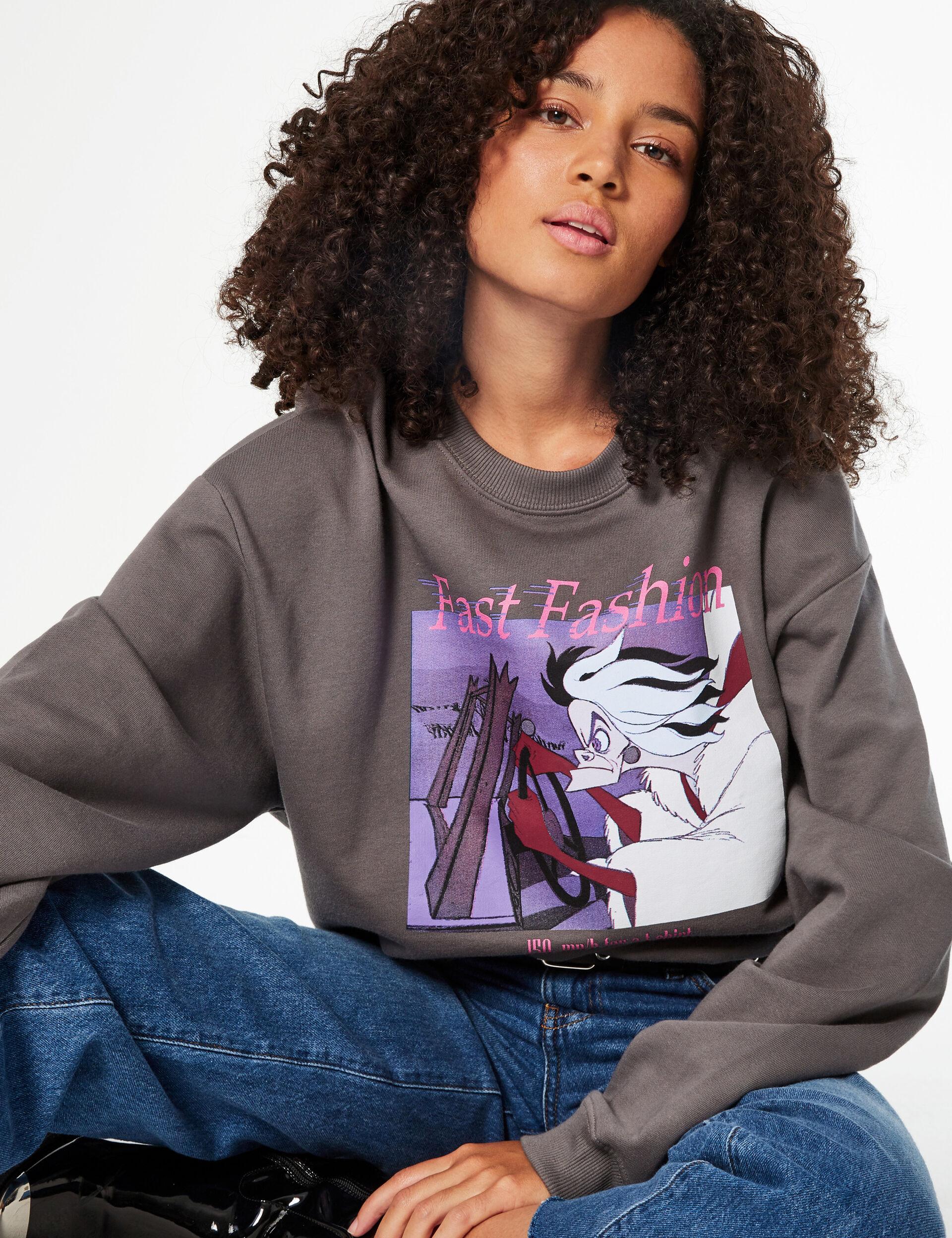 Disney Cruella de Vil sweatshirt