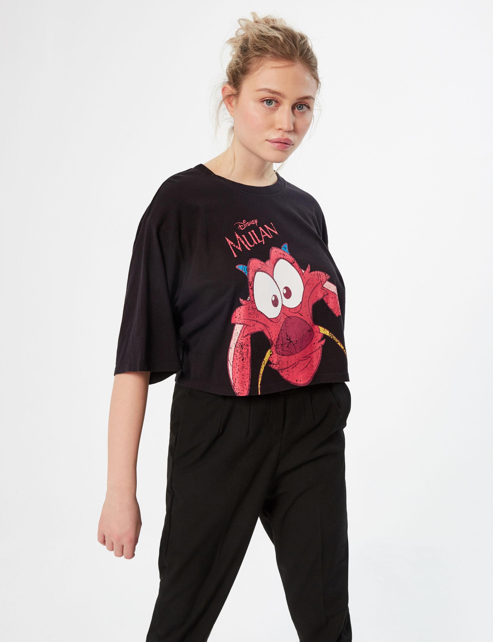 Tee-shirt  court Disney Mulan