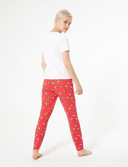 Bulldog pyjama set