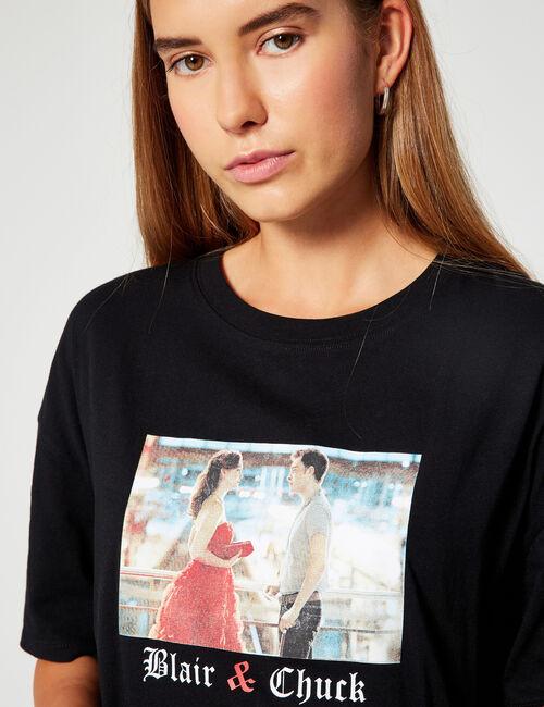 Tee-shirt Gossip Girl