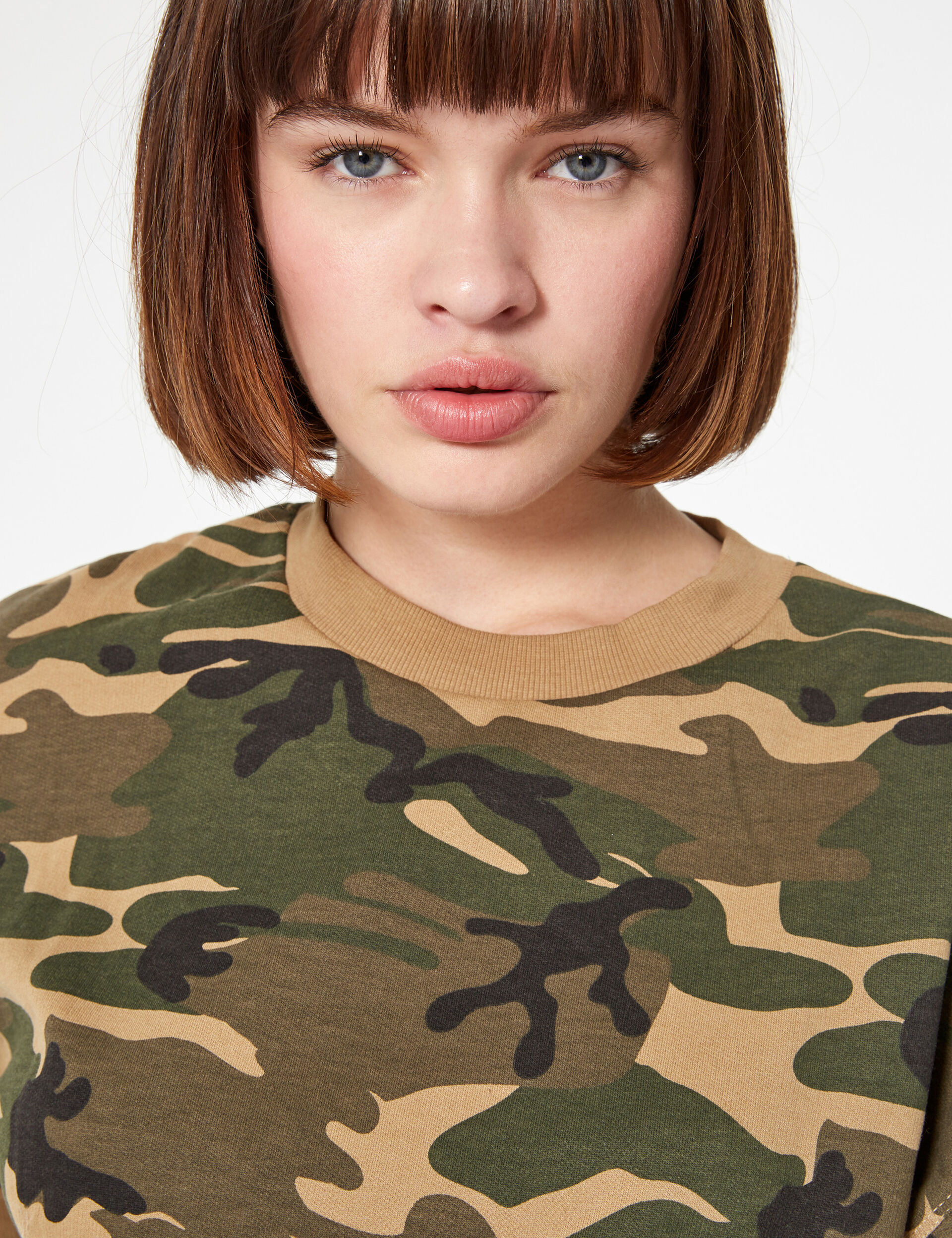 Sweat court camouflage