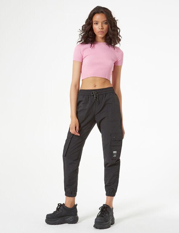 Jogging imperméable à poches