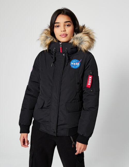 NASA parka