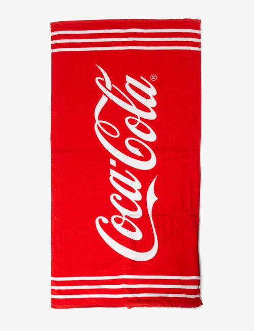 Sac serviette de plage Coca-Cola