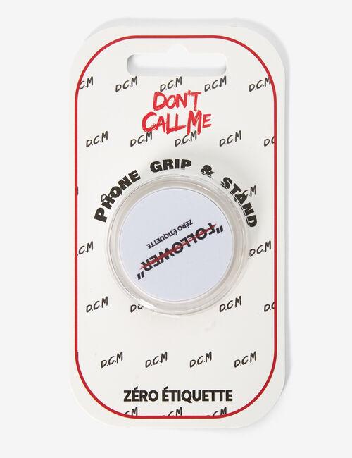 Support pour téléphone don't call me