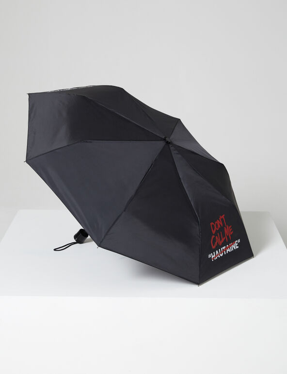 Don't call me umbrella