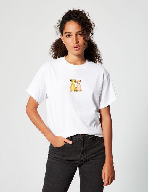 Tee-shirt Disney Le Roi Lion