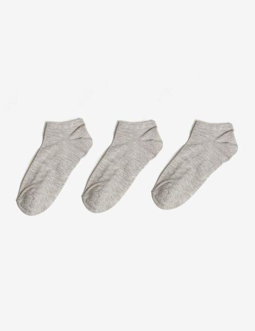 chaussettes basic