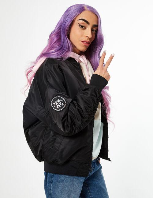 Bomber jacket x bilal hassani