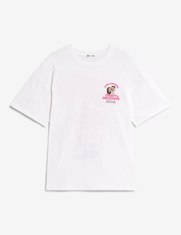 Tee-shirt KFP à logo