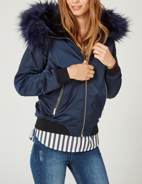 veste femme blazer parka manteau bomber le 2 me 40 jennyfer. Black Bedroom Furniture Sets. Home Design Ideas