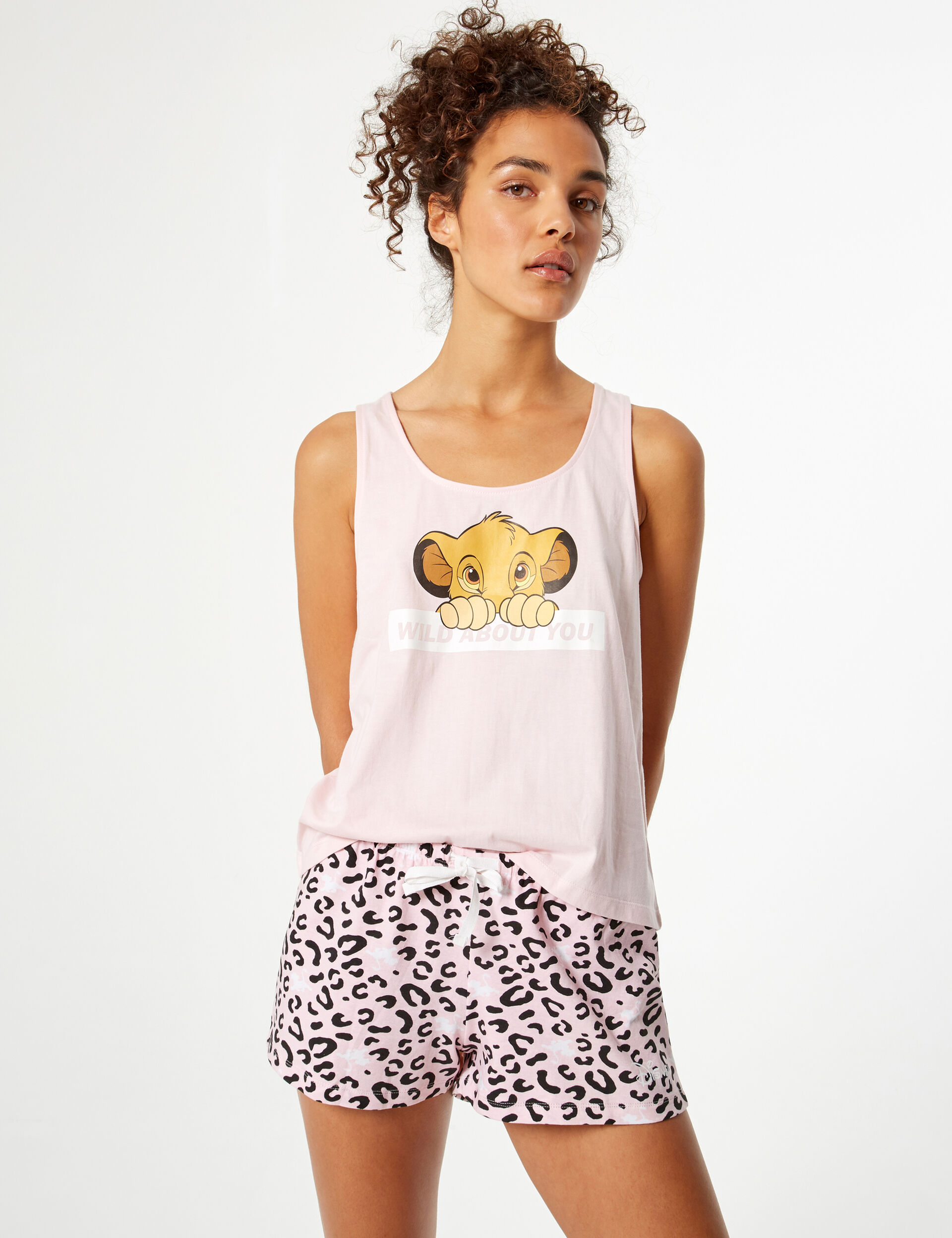 Set pyjama Disney roi lion