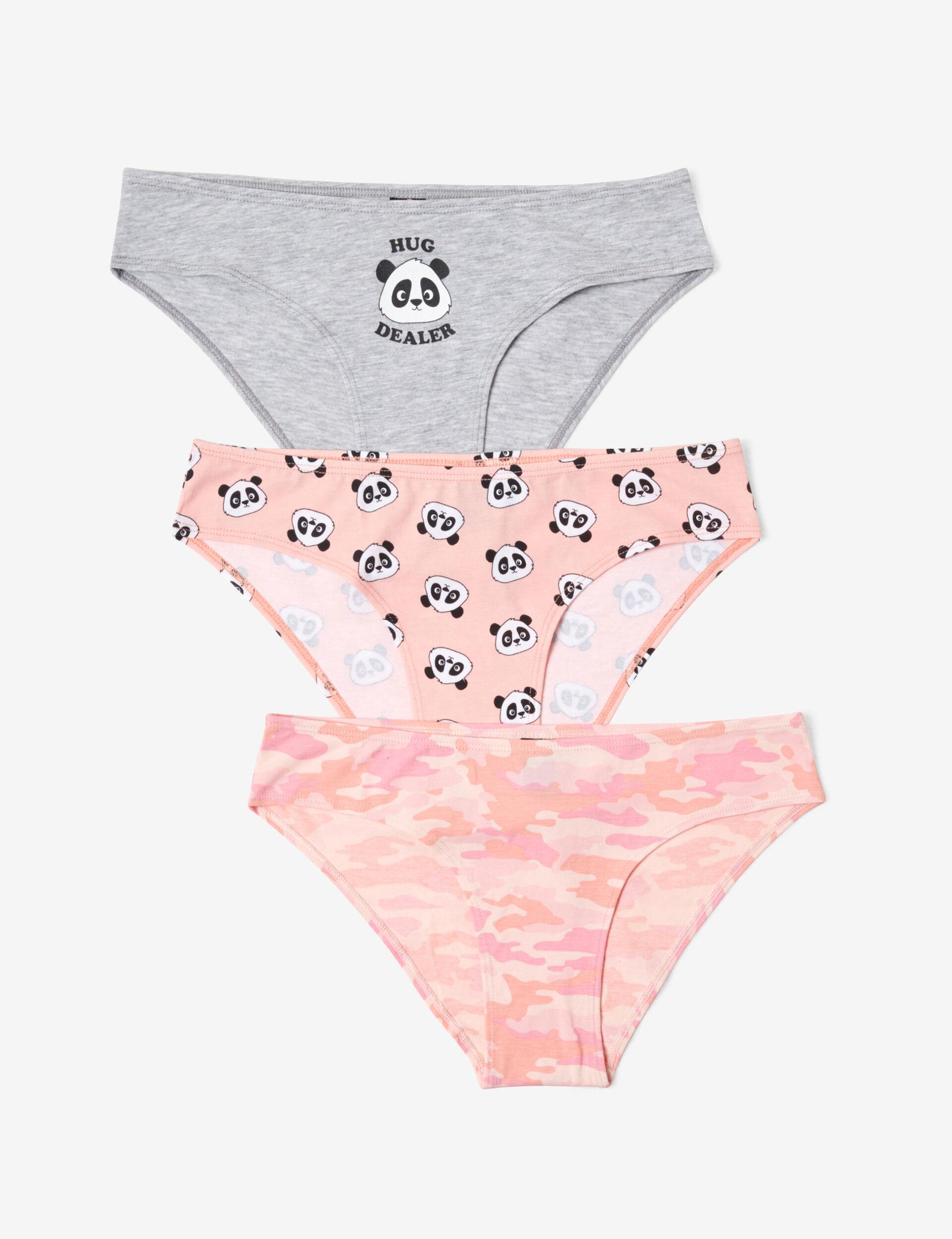 Shortys pandas