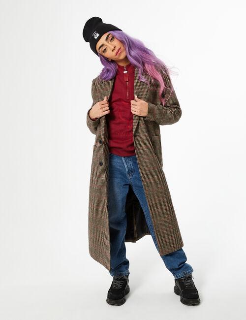 Long coat x bilal hassani