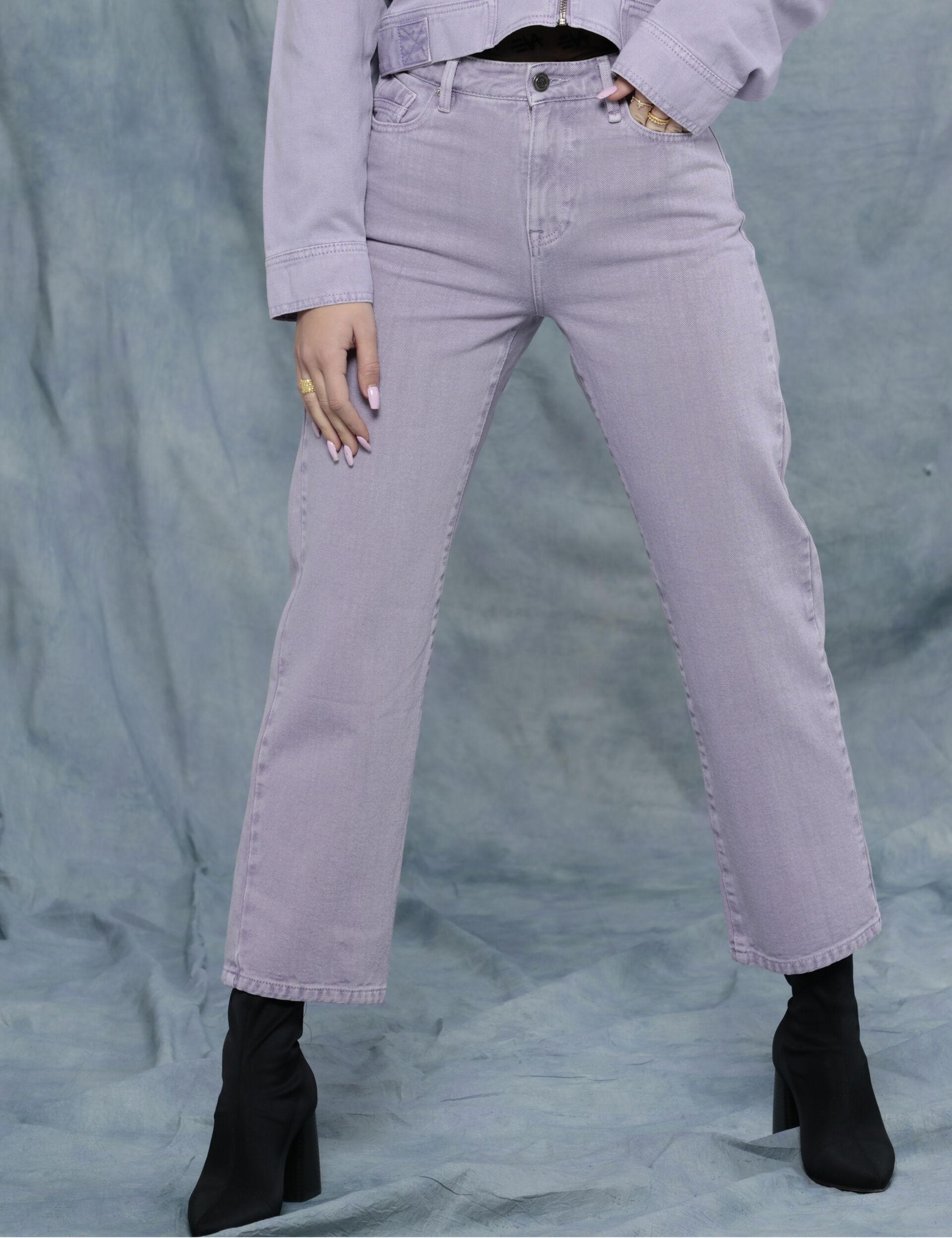 Plomo mom jeans