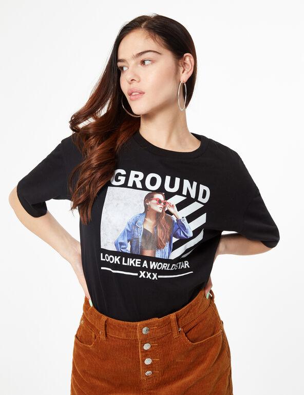 Tee-shirt ground