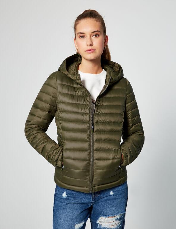 Light down jacket