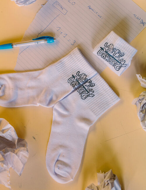McFly & Carlito socks