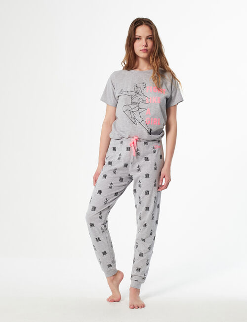 Set pyjama Disney Mulan