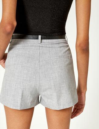 Short Femme   Taille Haute 15140023156