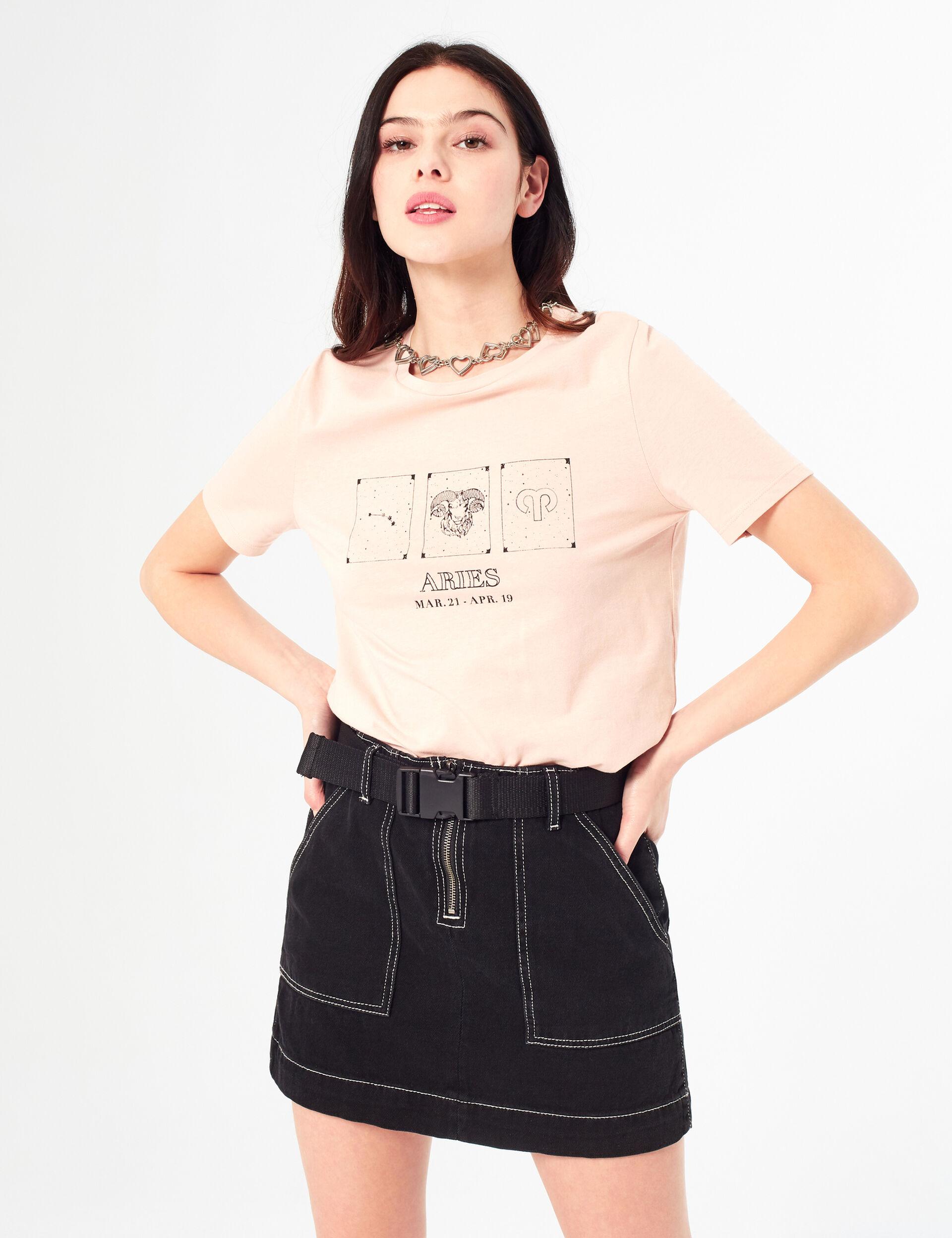 Tee-shirt signe astrologique